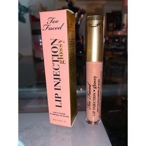 Too Faced Lip Injection Tinted Lip Gloss Milkshake